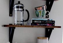 Kitchen Shelves/Storage...