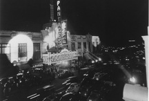 Pantages Theater / The Pantages Theater was one of Hollywood most beautiful movie palaces.