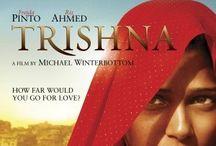 "Trishna / librement adapté de ""Tess d'Uberville"""