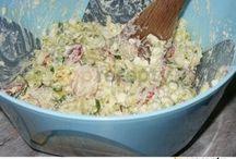 saláty a salátky