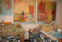 studios and artists