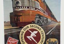 Train - Milwaukee Road