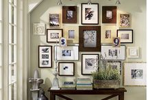 Gallery Wall  / by Carole Maynard