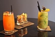 Cocktails at Le Baudelaire