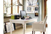 Library & Office / by Carmen Aranda