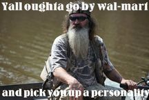 Duck Dynasty  / by Sydney Phillips