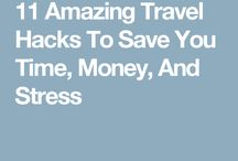 Travel hints and tips