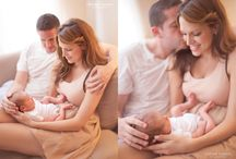 lifestyle photography / A day-in-the-life photo sessions with families and babies / by Amy Bethune Photography