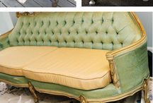 Restored Old Furniture / by Debbie Wieland