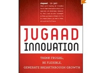 Books on Frugal Innovation / A compilation of books that emphasise on Frugal, Reverse, Open Innovation and co-creation.