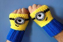 rukavice,návleky