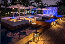 Club Med Bali - Zen Pool, Nusa Dua / Club Med Bali - Zen Pool, Nusa Dua deLighting - www.de-lighting.com