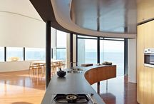 Rooms for Cooking and Eating / Spatial Arrangements and Colour Inspiration. / by Leonie Lamont