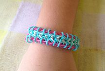 Gabby / Loom bracelets, nails, decor, sports stuff, quotes, Florida. / by Trish Moore