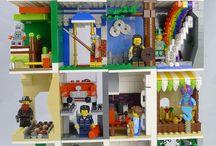 Children: Lego MOC ideas