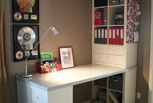 Home - study/craftroom