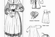 Costumes 1700's / by Meta Lasch