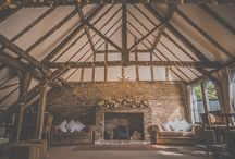 Real Wedding - Larissa and Sam / Full of personal touches and fabulous DIY details, it was a day that definitely created an atmosphere of 'love and happiness'. Larissa and Sam's spring wedding at clock barn was peach perfection.