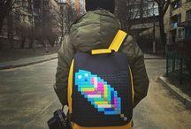 pixel bag