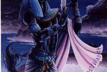 Egipt - Bogowie