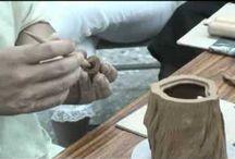 Yixing teapots / La tecnica che preferisco per realizzare una teiera.