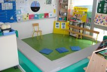 Organisation spatiale Maternelle
