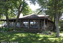 Lake Carlos Homes For Sale / Lake Carlos is the largest lake in Alexandria's Chain of Lakes and is one of the deepest lakes in Minnesota / by Craig Mische