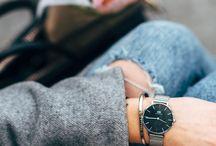 zegarek z bransoletka
