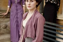 Downtown Abbey Mary Crawly