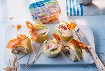 Wraps / Pfannkuchen
