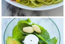 {Eat} Veggetti recipes