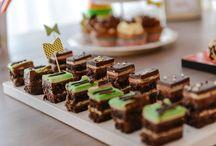 Candy bar - mini prajituri - firma catering