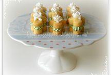 Torte e dolci decorati sac a poche