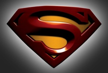 Superman / by Derek Ashman