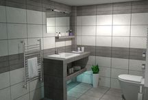 My Place / σχεδιασμός για ανακαίνιση μπάνιου σε κατοικία στο κέντρο της Θεσσαλονίκης.