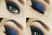 my make-up .
