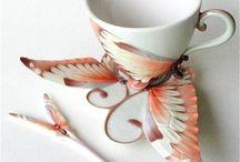 Tazas de té