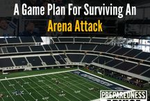"Urban Survival / If you live in the suburbs or city, you'll need to be prepared for such things as civil unrest, food shortages, a tainted water supply, and bugging out to a safer location. Get weekly ""Best of Preparedness Advice"" here --> http://bit.ly/2tRRzuy"