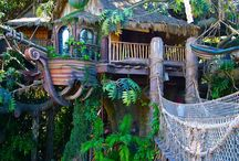 Treehouses & Such :)