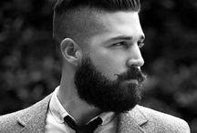 Peinado barba