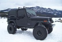 Jeep / Wranglers - The ultimate fun and freedom machines