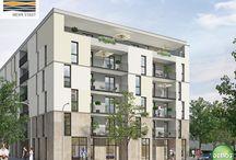 Referenz ★ MAX SCHWABING / Im Projekt MAX SCHWABING erwarten Euch moderne 1- bis 4-Zimmer-Eigentumswohnungen in München-Schwabing. Alle Wohnungen sind verkauft oder reserviert!