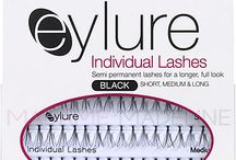 Eylure / Eylure range of pre-glued, glue-on and pro lashes for day-to-night looks. - See more at: http://www.madamemadeline.com/online_shoppe/categories.asp?cat=Eylure+False+Eyelashes