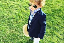 Maxwell James / My baby boy's style
