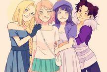 naruto girl's