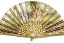 Hand Fans & Parasols