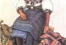 Trajes típicos de Guatemala / by Africa Bonilla