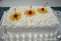 Cobertura para tortas