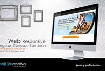 Portfolio / Selección de Nuestro Mejores Trabajos de Diseño y Creatividad.