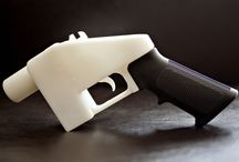 3d Printed Objects for military
